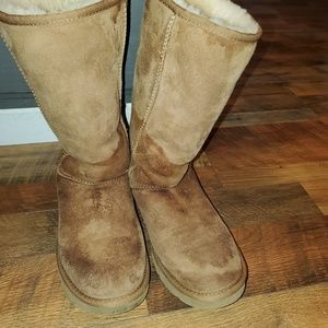 Ladies Tall UGG Boots Size 9